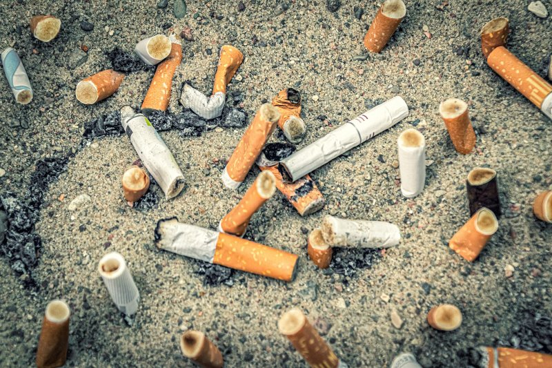 Mozziconi di sigaretta biodegradabili